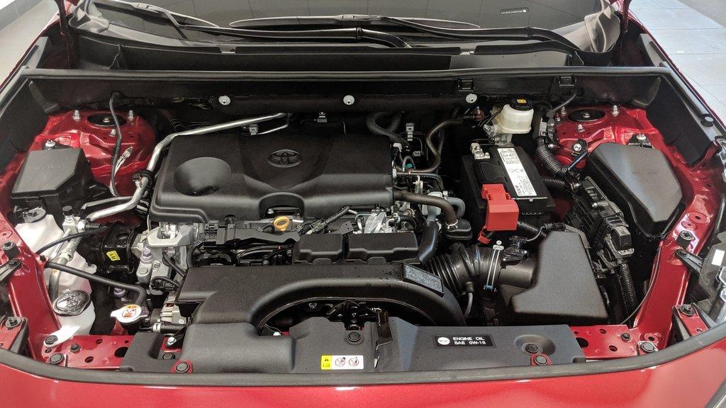 2019 Toyota RAV4 AWD LE in Regina, Saskatchewan - 18 - w1024h768px