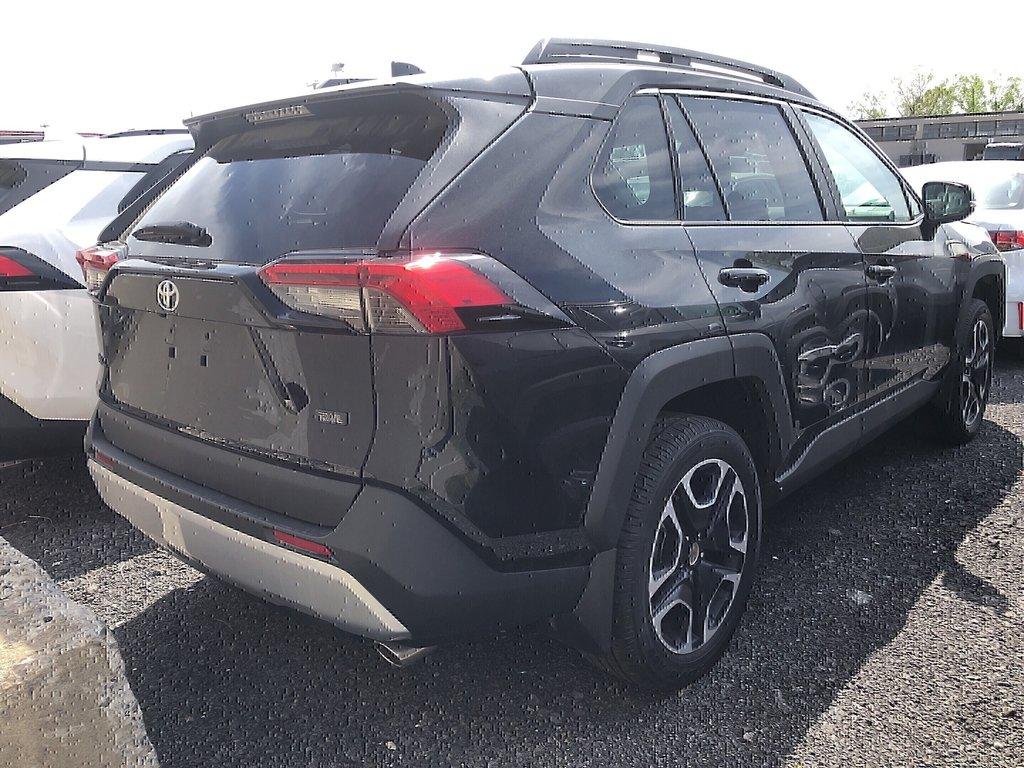 Toyota RAV4 AWD Trail 2019 à Verdun, Québec - 9 - w1024h768px