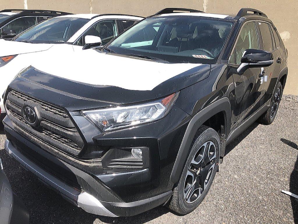 Toyota RAV4 AWD Trail 2019 à Verdun, Québec - 1 - w1024h768px