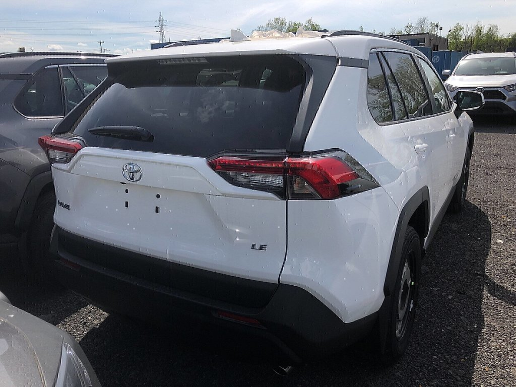 Toyota RAV4 FWD LE 2019 à Verdun, Québec - 5 - w1024h768px