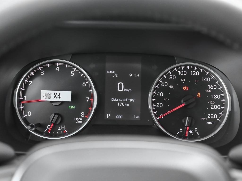 Toyota RAV4 FWD XLE 2019 à Verdun, Québec - 14 - w1024h768px