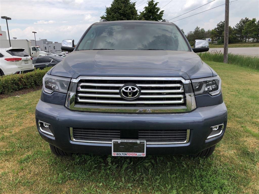 2018 Toyota Sequoia Platinum 5.7L 6A in Bolton, Ontario - 2 - w1024h768px