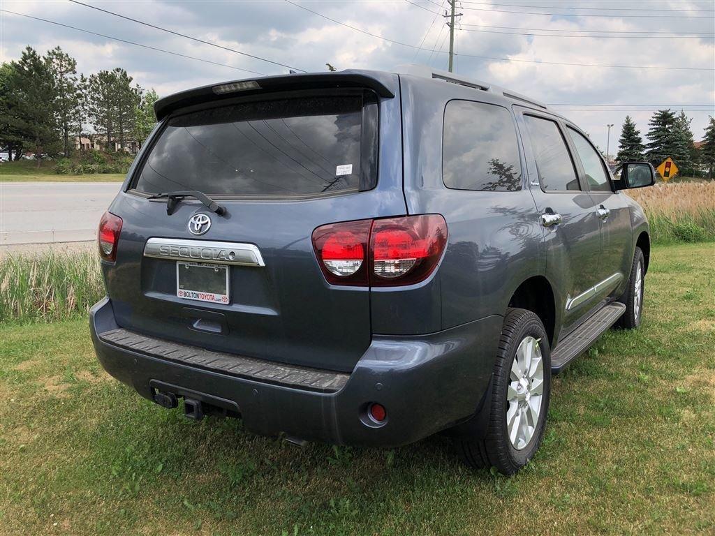 2018 Toyota Sequoia Platinum 5.7L 6A in Bolton, Ontario - 4 - w1024h768px
