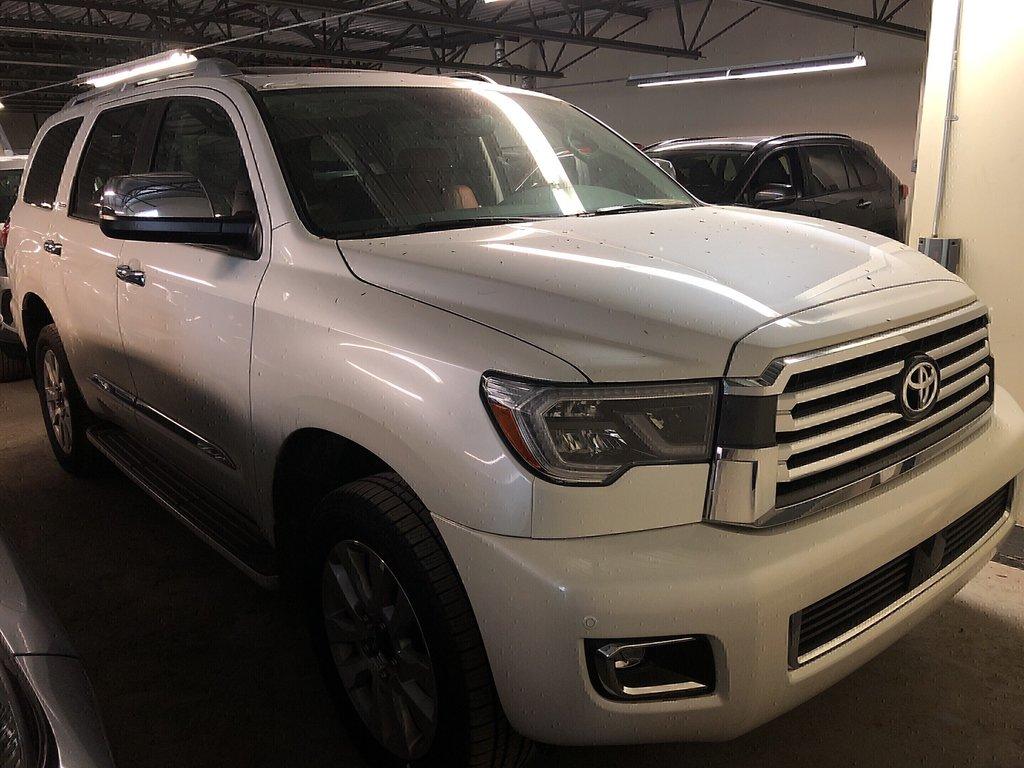 Toyota Sequoia Platinum 5.7L 6A 2019 à Verdun, Québec - 1 - w1024h768px