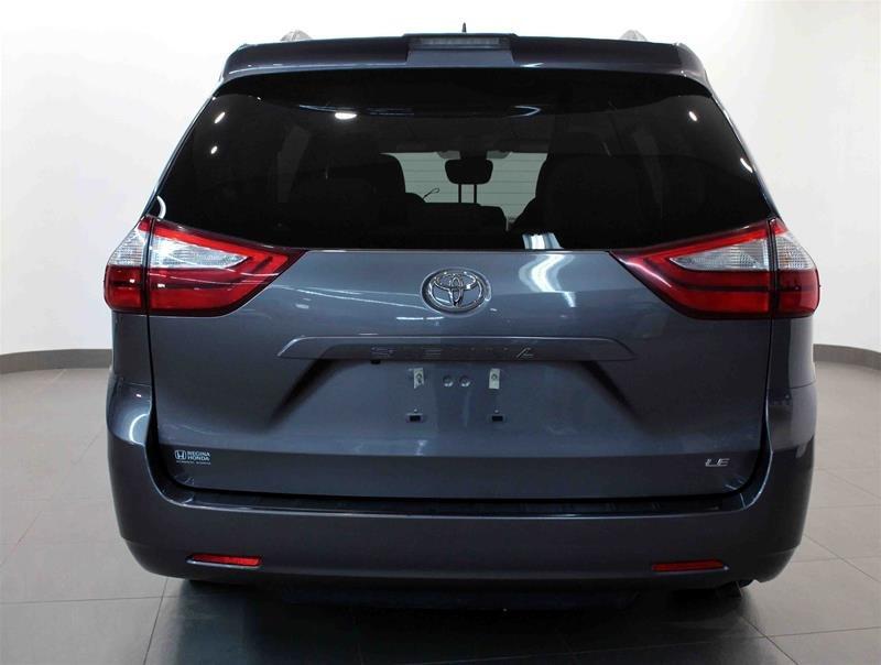 2019 Toyota Sienna LE 8-Passenger V6 in Regina, Saskatchewan - 19 - w1024h768px