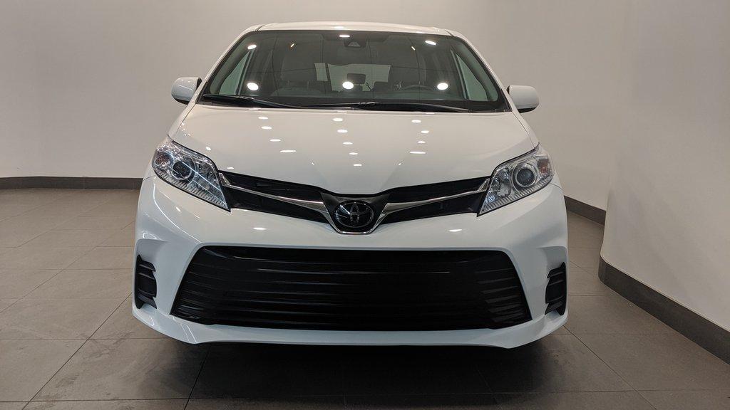 2019 Toyota Sienna LE 8-Passenger V6 in Regina, Saskatchewan - 20 - w1024h768px