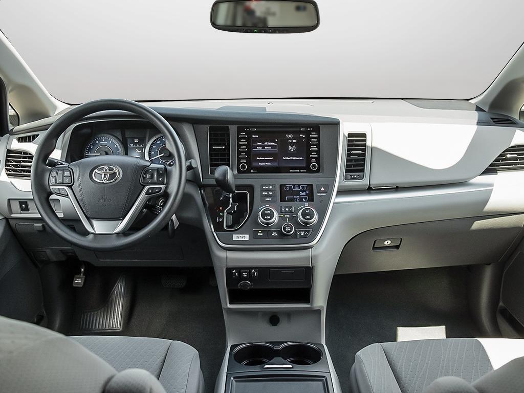 Toyota Sienna LE 8-Passenger V6 2020 à Verdun, Québec - 22 - w1024h768px