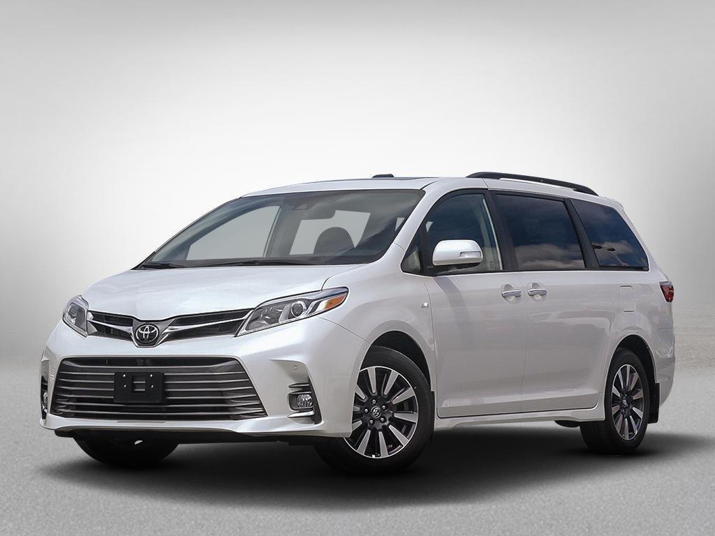 Toyota Sienna XLE AWD 7-Passenger V6 2020 à Verdun, Québec - 1 - w1024h768px