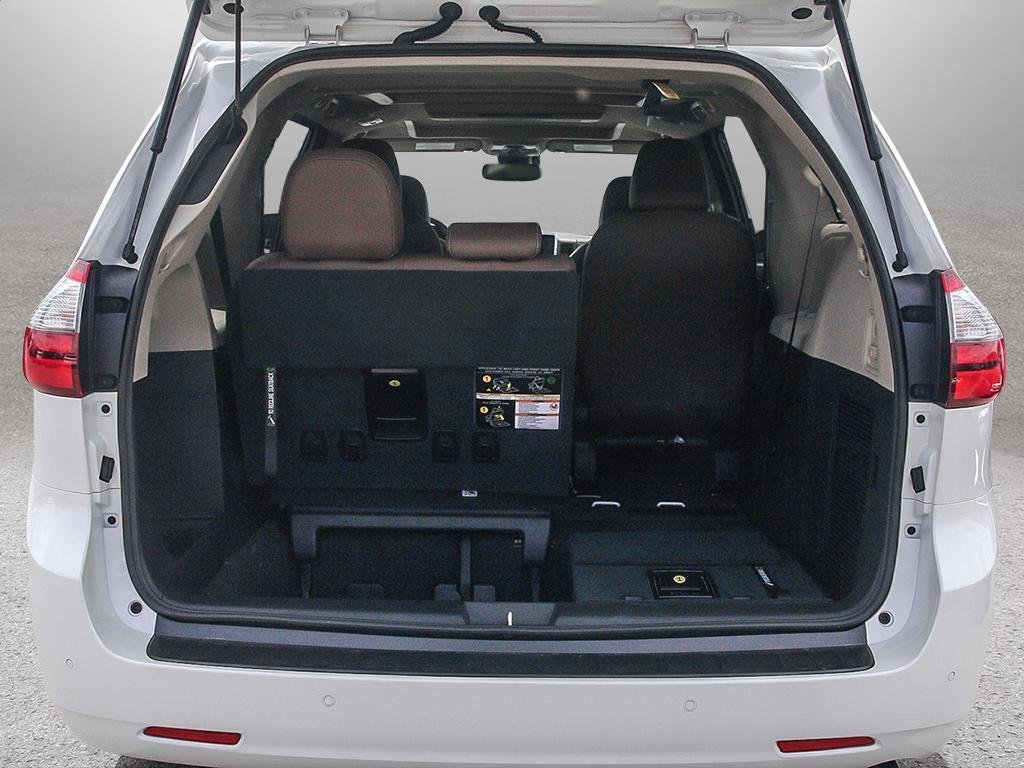 Toyota Sienna XLE AWD 7-Passenger V6 2020 à Verdun, Québec - 7 - w1024h768px