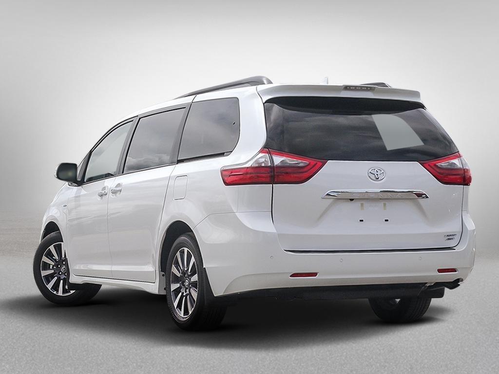 Toyota Sienna XLE AWD 7-Passenger V6 2020 à Verdun, Québec - 4 - w1024h768px