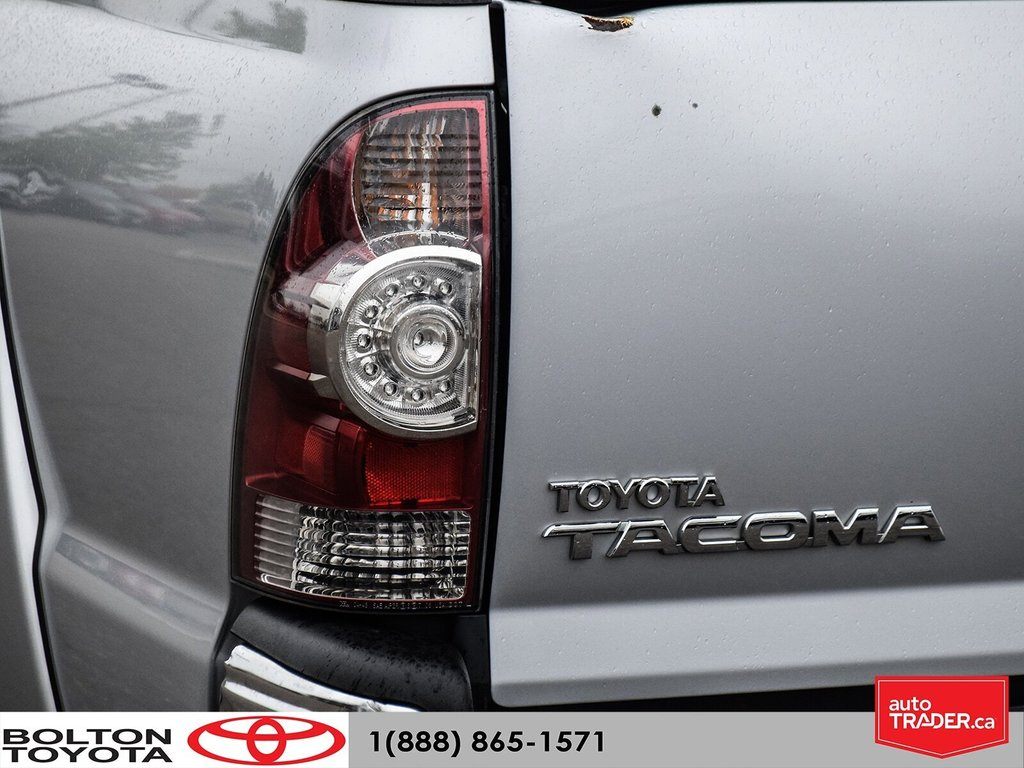 2011 Toyota Tacoma 4x4 Access Cab 5M in Bolton, Ontario - 6 - w1024h768px