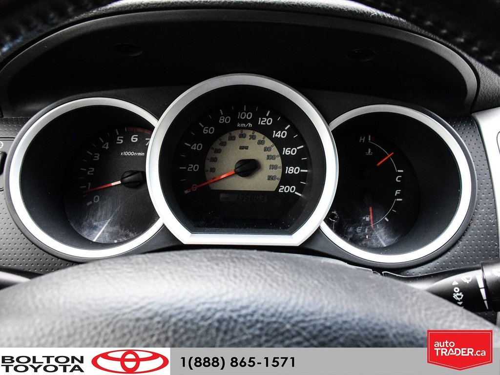 2011 Toyota Tacoma 4x4 Access Cab 5M in Bolton, Ontario - 18 - w1024h768px