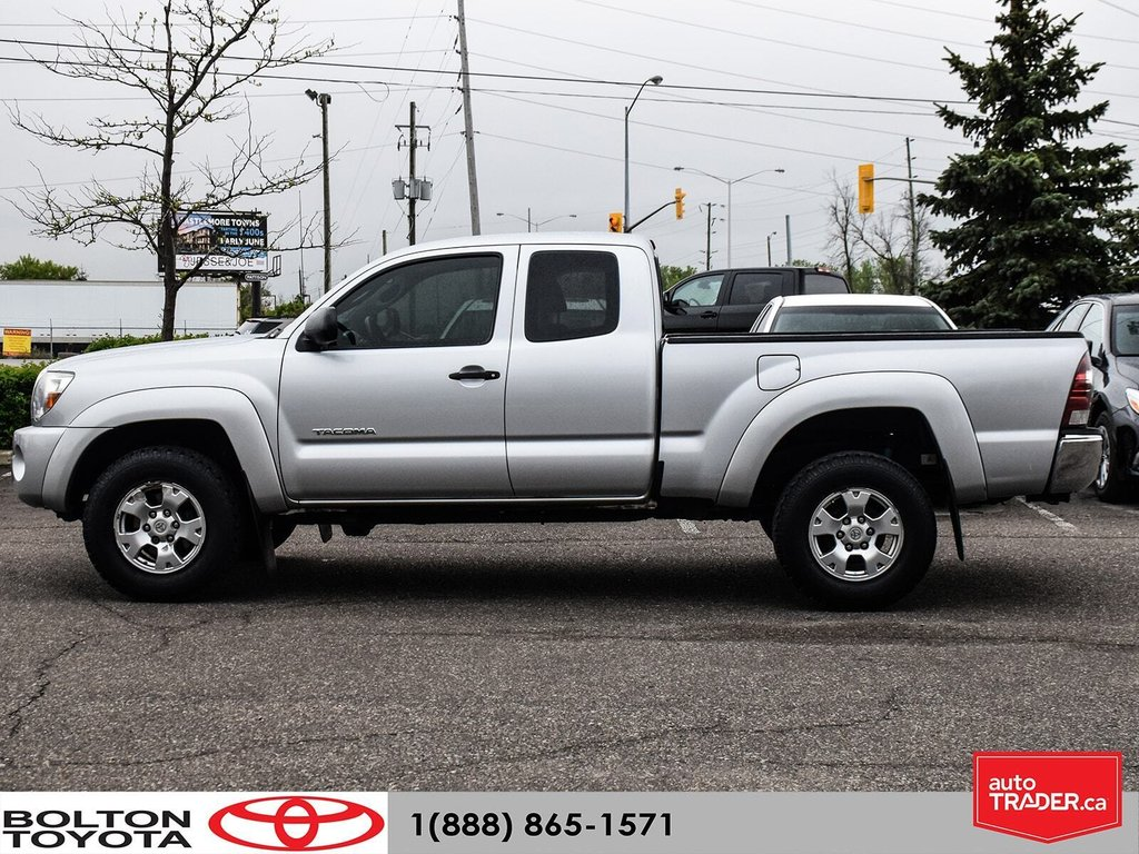 2011 Toyota Tacoma 4x4 Access Cab 5M in Bolton, Ontario - 3 - w1024h768px