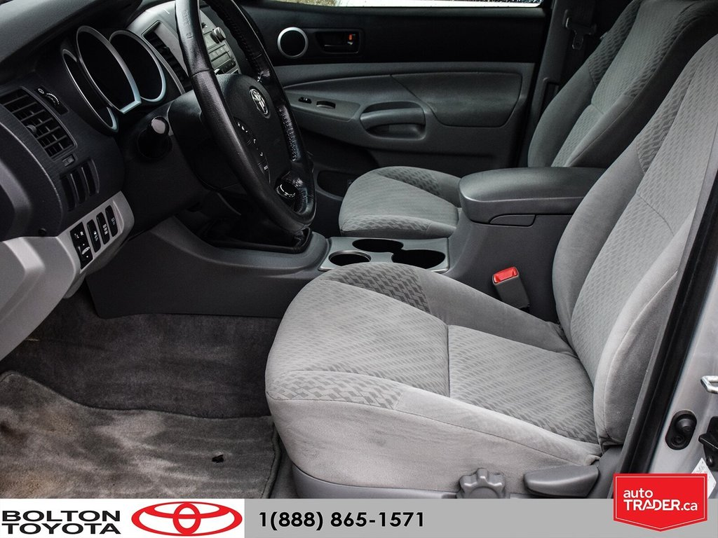 2011 Toyota Tacoma 4x4 Access Cab 5M in Bolton, Ontario - 13 - w1024h768px
