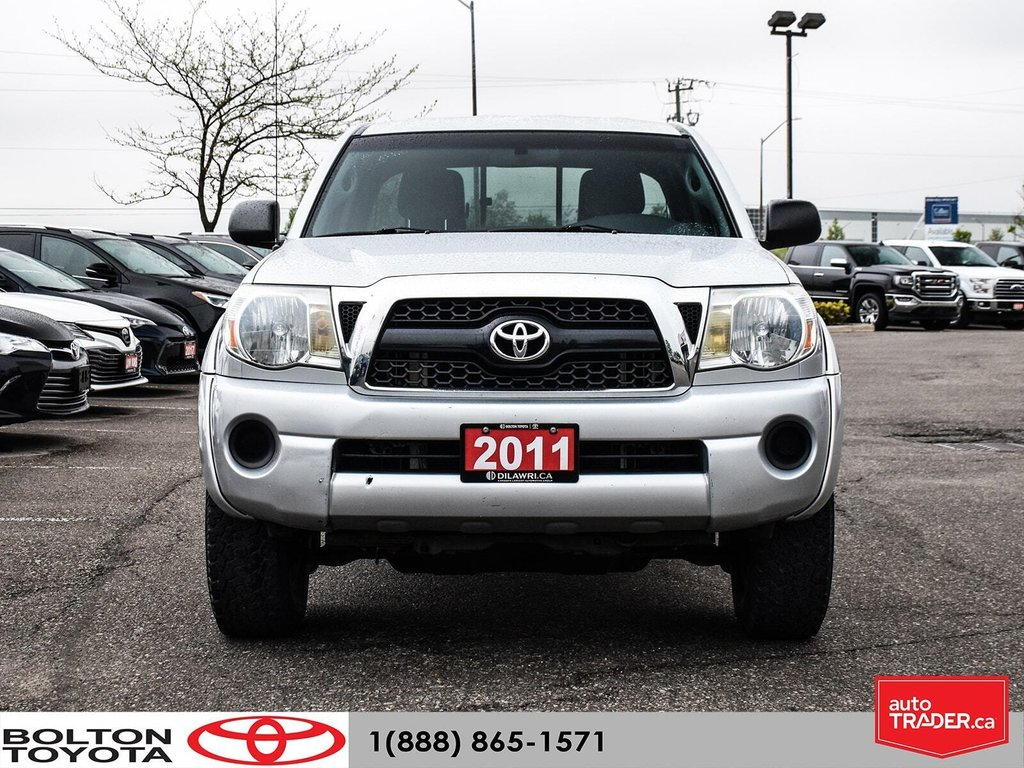 2011 Toyota Tacoma 4x4 Access Cab 5M in Bolton, Ontario - 2 - w1024h768px