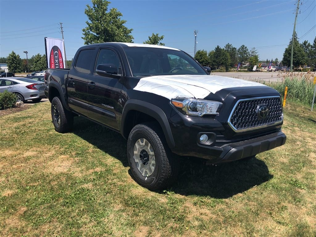 2018 Toyota Tacoma 4x4 Double Cab V6 TRD Off-Road 6A in Bolton, Ontario - 3 - w1024h768px