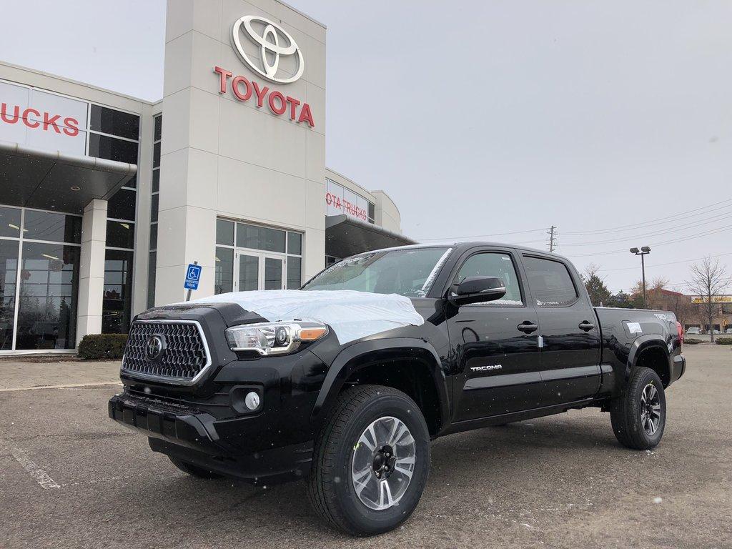 2019 Toyota Tacoma SR5 in Bolton, Ontario - 1 - w1024h768px