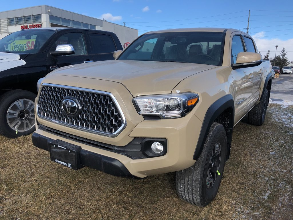 2019 Toyota Tacoma TRD Off Road in Bolton, Ontario - 1 - w1024h768px
