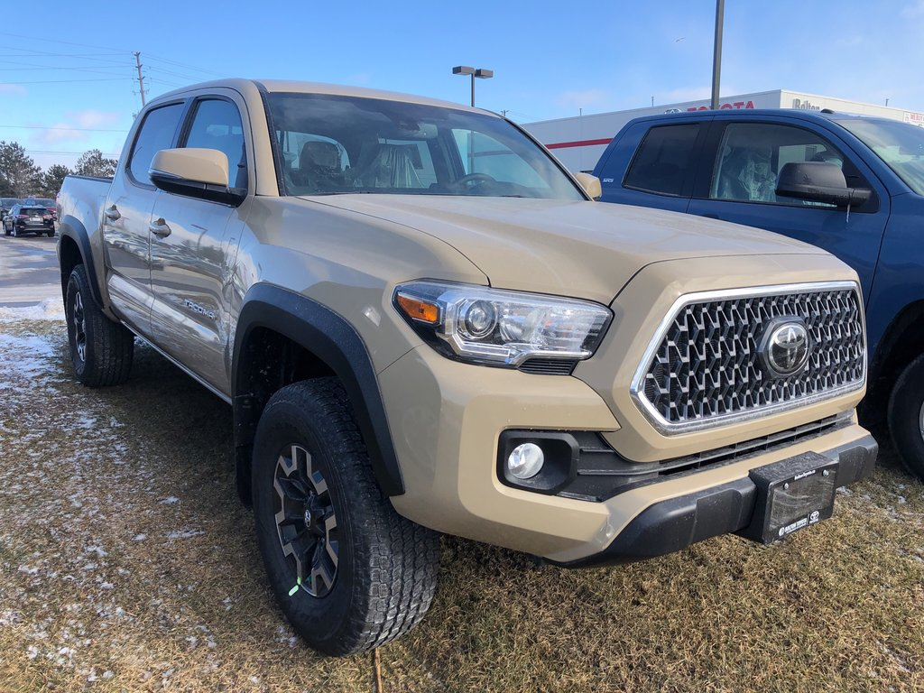 2019 Toyota Tacoma TRD Off Road in Bolton, Ontario - 3 - w1024h768px