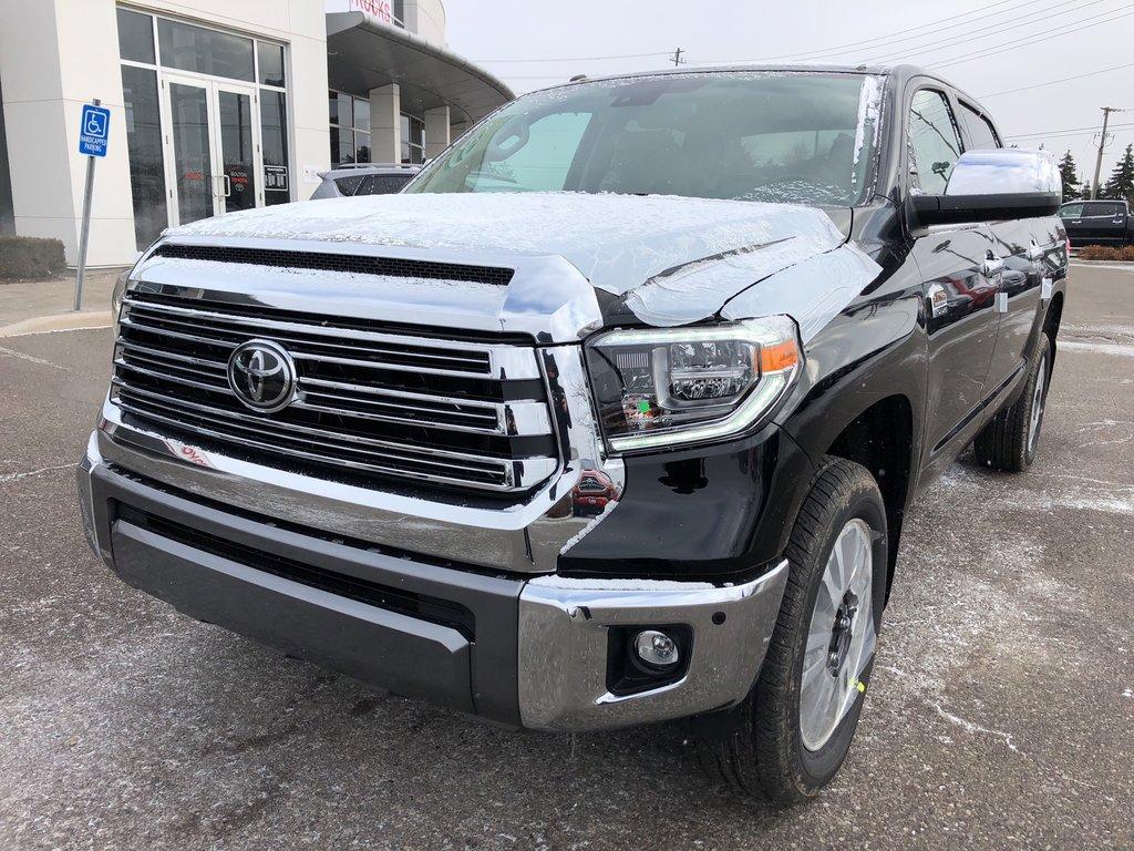 2019 Toyota Tundra Platinum in Bolton, Ontario - 2 - w1024h768px