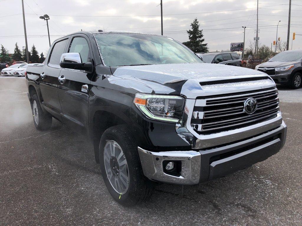2019 Toyota Tundra Platinum in Bolton, Ontario - 4 - w1024h768px