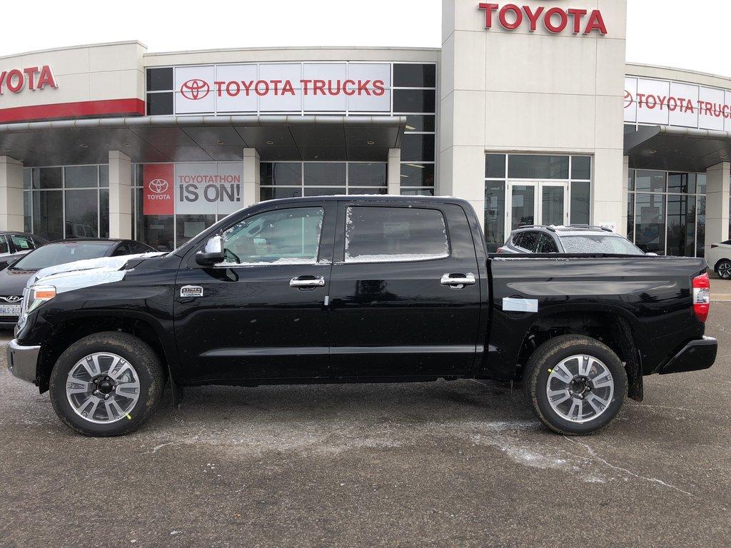 2019 Toyota Tundra Platinum in Bolton, Ontario - 9 - w1024h768px