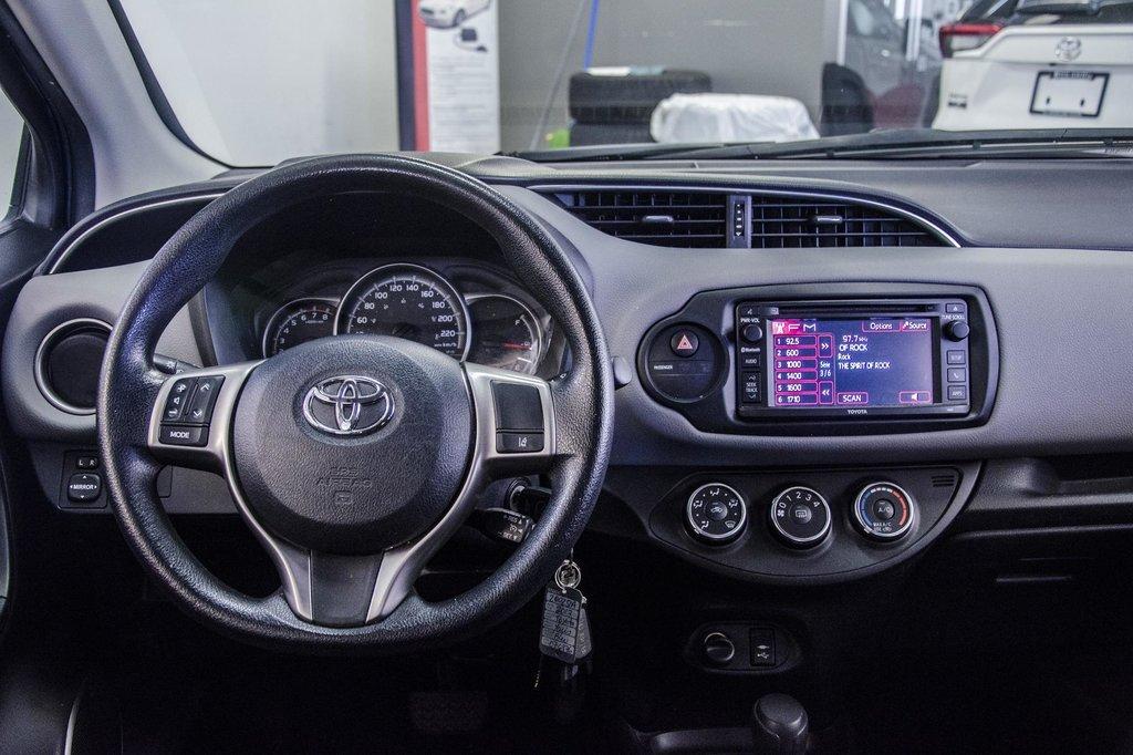 Toyota Yaris 5 Dr LE Htbk 4A 2017 à Verdun, Québec - 16 - w1024h768px