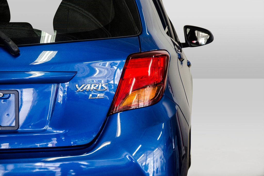 Toyota Yaris 5 Dr LE Htbk 4A 2017 à Verdun, Québec - 30 - w1024h768px