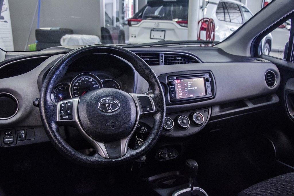 Toyota Yaris 5 Dr LE Htbk 4A 2017 à Verdun, Québec - 14 - w1024h768px