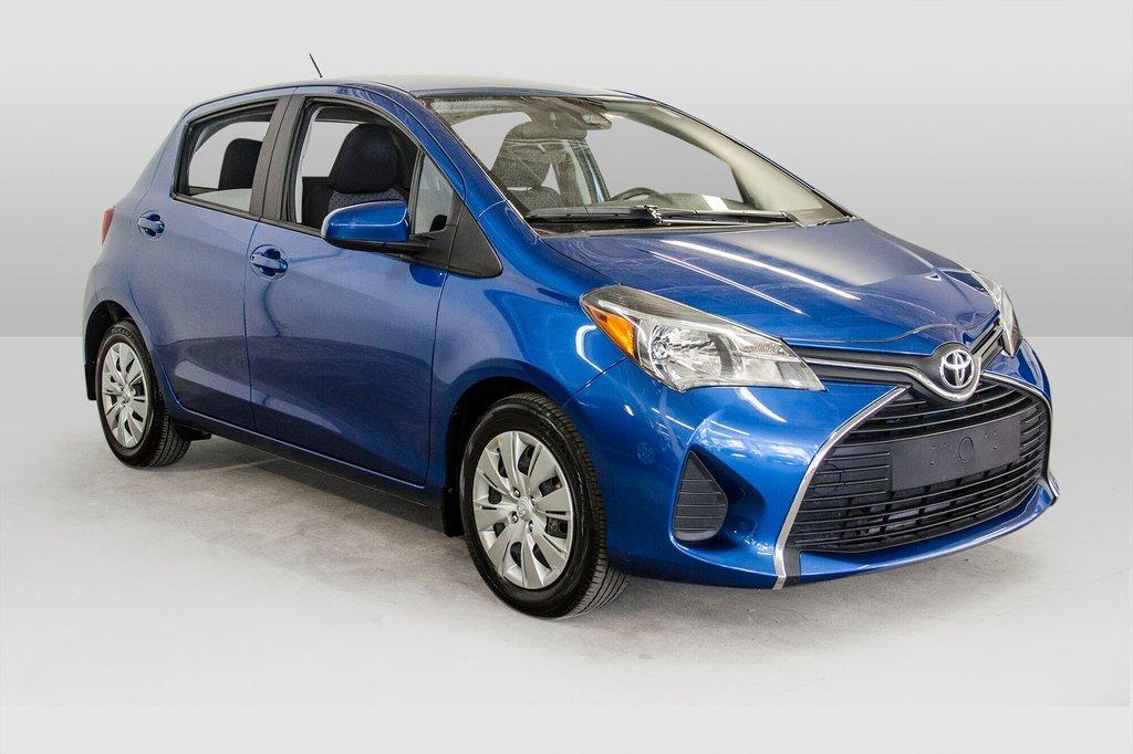 Toyota Yaris 5 Dr LE Htbk 4A 2017 à Verdun, Québec - 5 - w1024h768px