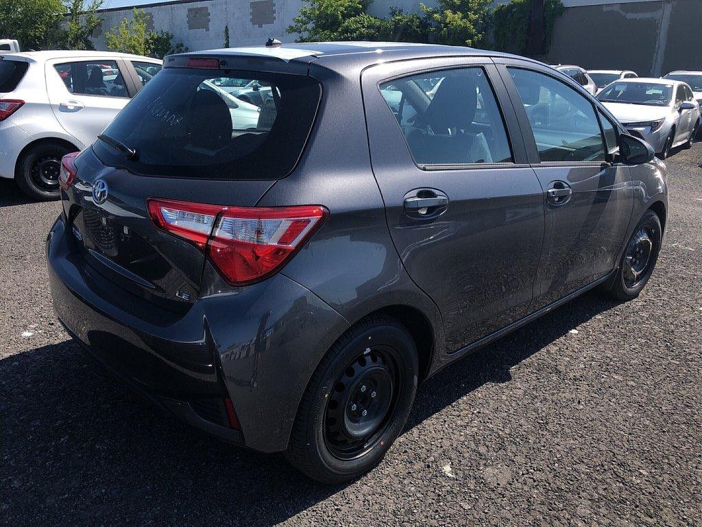 Toyota Yaris 5 Dr LE Htbk 4A 2019 à Verdun, Québec - 4 - w1024h768px