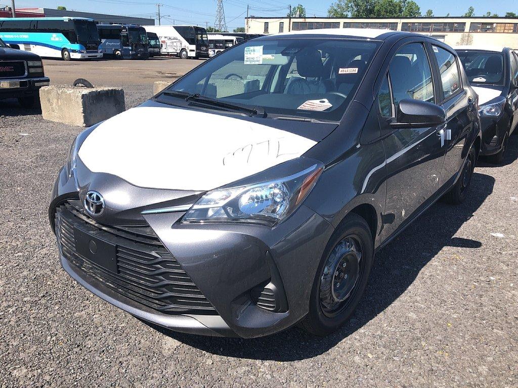 Toyota Yaris 5 Dr LE Htbk 4A 2019 à Verdun, Québec - 1 - w1024h768px