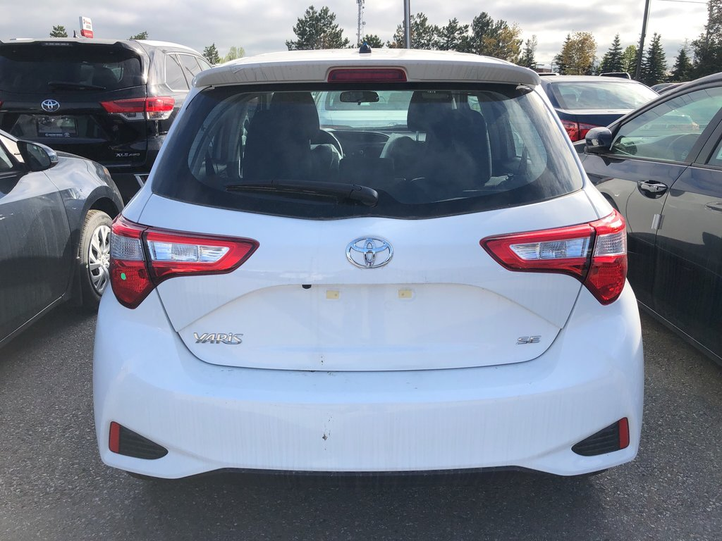 2019 Toyota Yaris Hatchback SE in Bolton, Ontario - 4 - w1024h768px