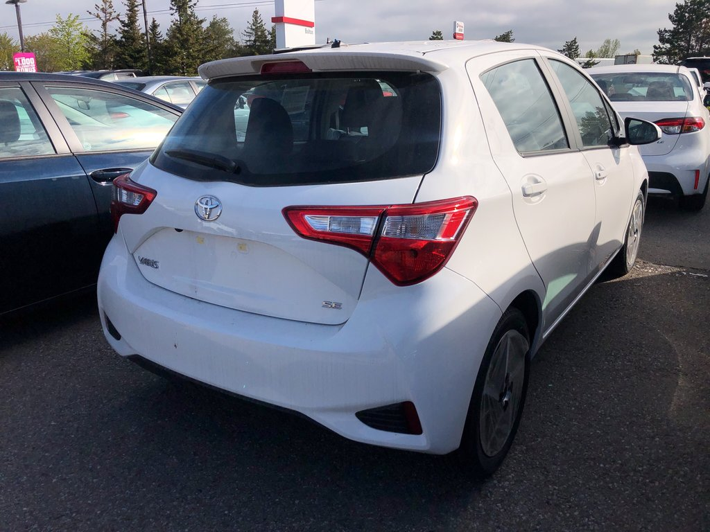 2019 Toyota Yaris Hatchback SE in Bolton, Ontario - 3 - w1024h768px