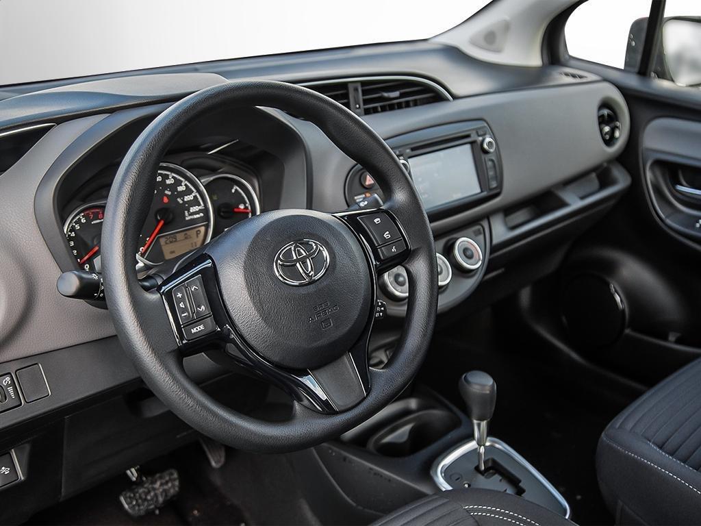 Toyota Yaris 5 Dr LE Htbk 4A 2019 à Verdun, Québec - 11 - w1024h768px