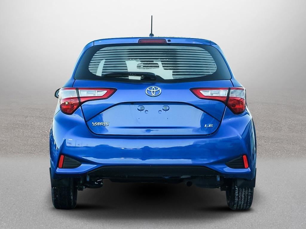 Toyota Yaris 5 Dr LE Htbk 4A 2019 à Verdun, Québec - 5 - w1024h768px