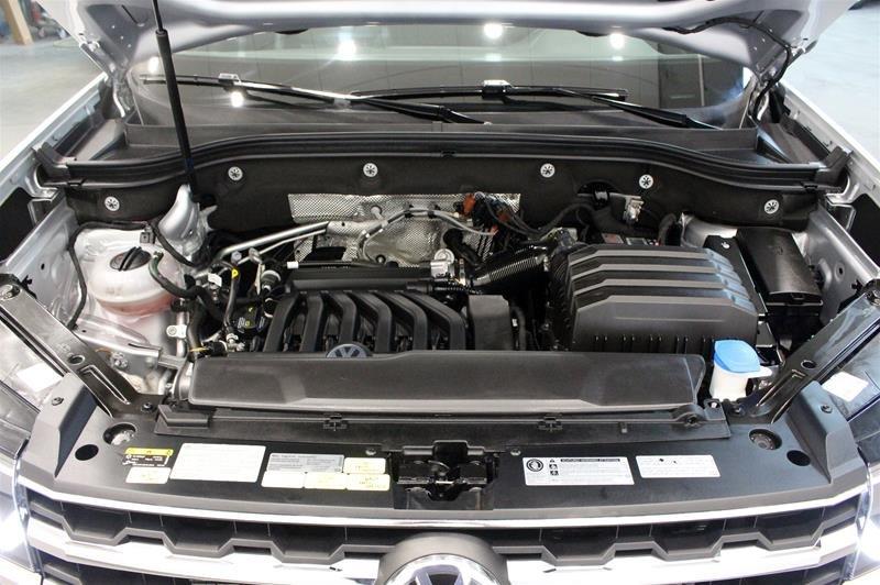2018 Volkswagen Atlas Comfortline 3.6L 8sp at w/Tip 4MOTION in Regina, Saskatchewan - 18 - w1024h768px