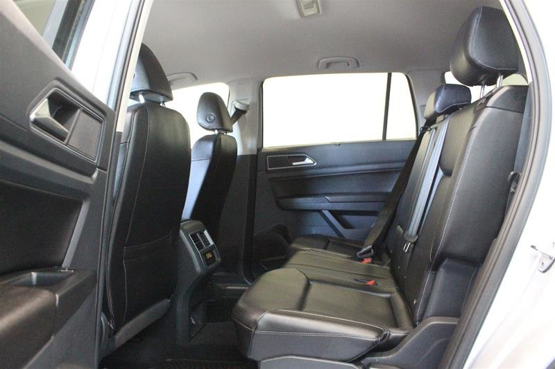 2018 Volkswagen Atlas Comfortline 3.6L 8sp at w/Tip 4MOTION in Regina, Saskatchewan - 12 - w1024h768px