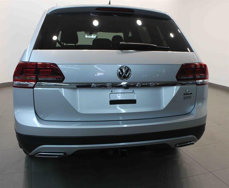 2018 Volkswagen Atlas Comfortline 3.6L 8sp at w/Tip 4MOTION in Regina, Saskatchewan - 19 - w1024h768px