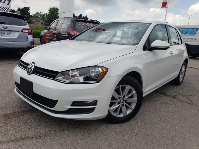 2015 Volkswagen Golf 5-Dr 2.0 TDI Trendline DSG at Tip in Mississauga, Ontario - 1 - w1024h768px