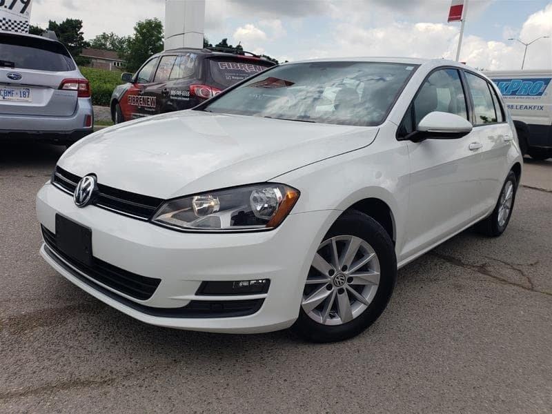 2015 Volkswagen Golf 5-Dr 2.0 TDI Trendline DSG at Tip in Mississauga, Ontario - 19 - w1024h768px