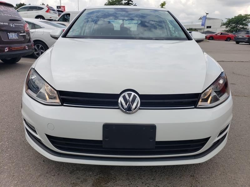 2015 Volkswagen Golf 5-Dr 2.0 TDI Trendline DSG at Tip in Mississauga, Ontario - 2 - w1024h768px