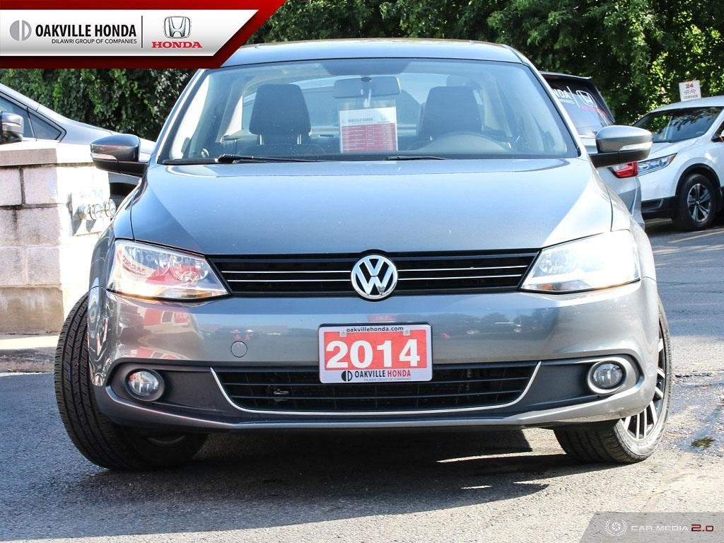 2014 Volkswagen Jetta Highline 1.8T 6sp at w/Tip in Oakville, Ontario - 2 - w1024h768px