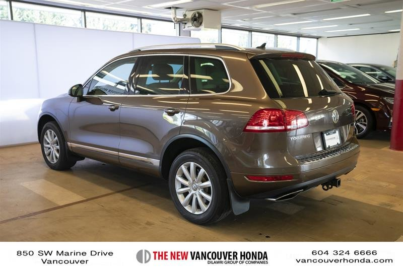 2014 Volkswagen Touareg Execline 3.0 TDI 8sp at Tip 4M in Vancouver, British Columbia - 7 - w1024h768px