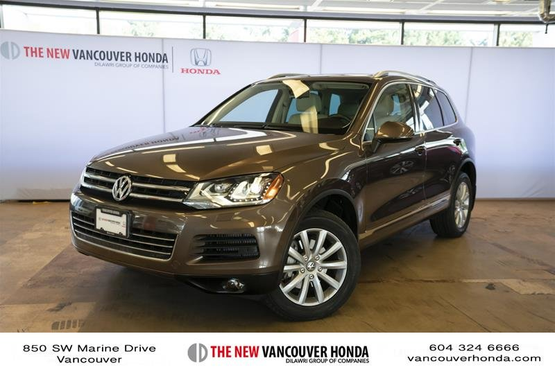 2014 Volkswagen Touareg Execline 3.0 TDI 8sp at Tip 4M in Vancouver, British Columbia - 1 - w1024h768px