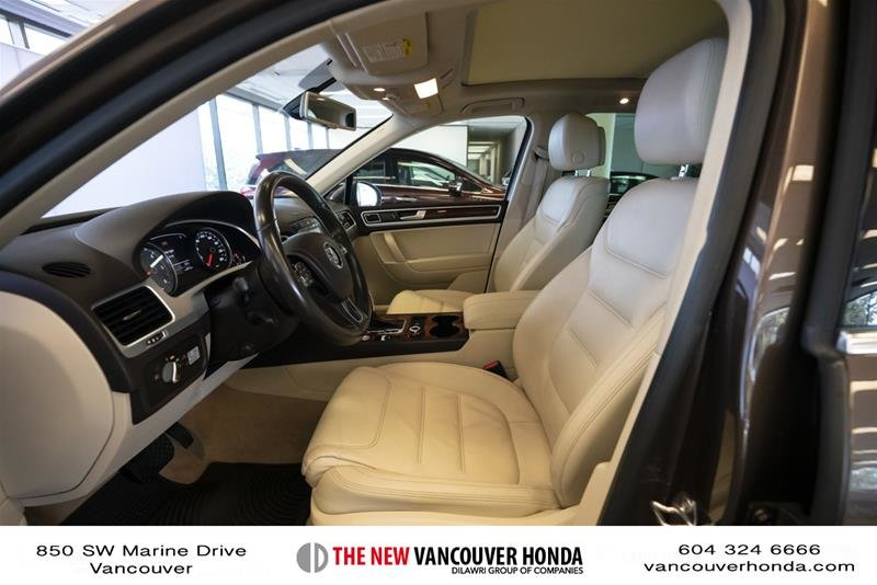 2014 Volkswagen Touareg Execline 3.0 TDI 8sp at Tip 4M in Vancouver, British Columbia - 10 - w1024h768px