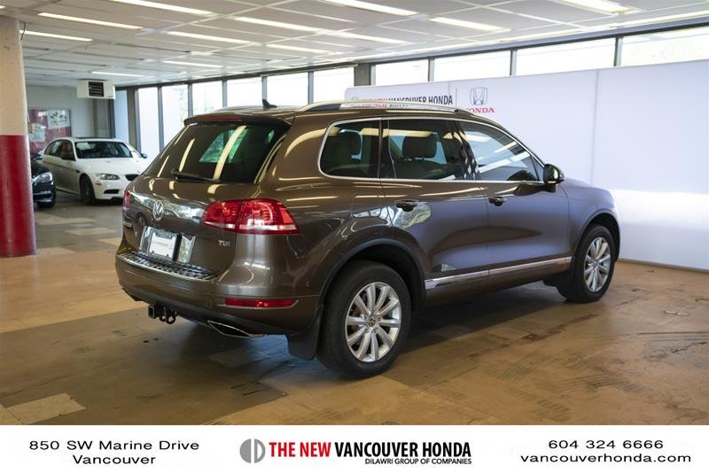 2014 Volkswagen Touareg Execline 3.0 TDI 8sp at Tip 4M in Vancouver, British Columbia - 5 - w1024h768px