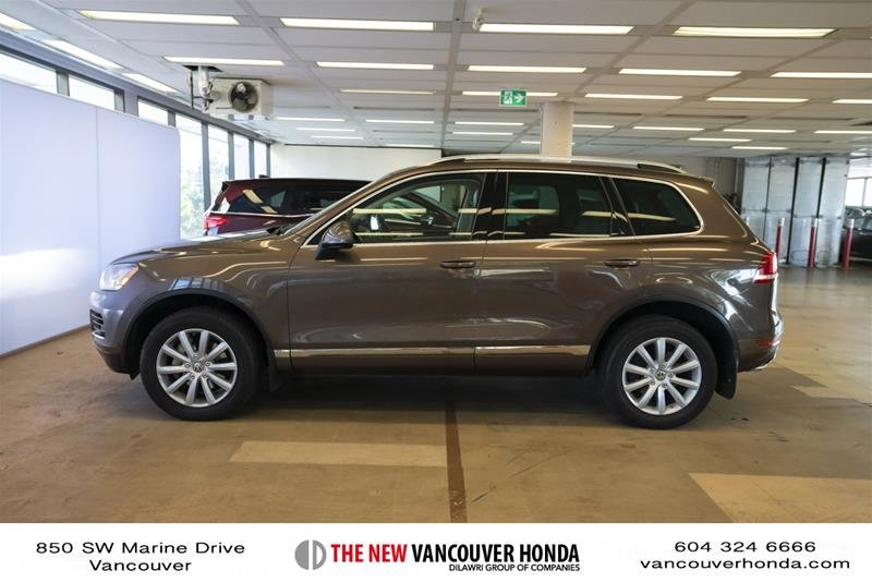 2014 Volkswagen Touareg Execline 3.0 TDI 8sp at Tip 4M in Vancouver, British Columbia - 8 - w1024h768px