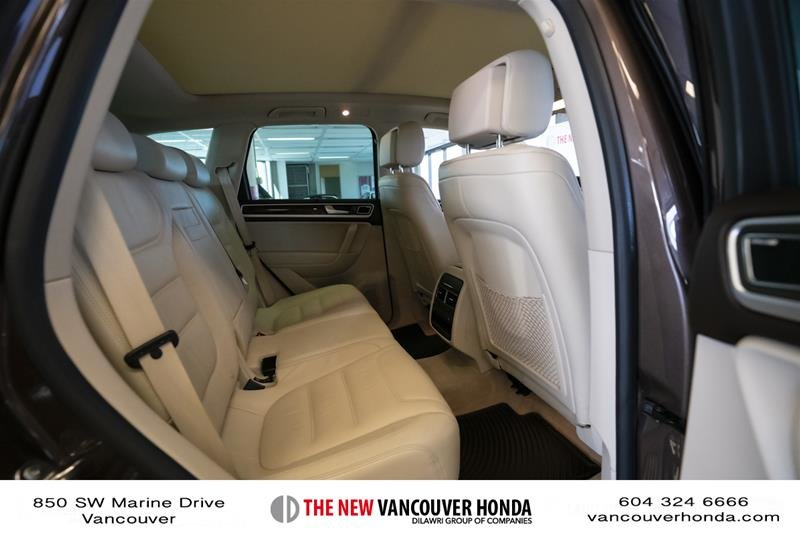 2014 Volkswagen Touareg Execline 3.0 TDI 8sp at Tip 4M in Vancouver, British Columbia - 14 - w1024h768px
