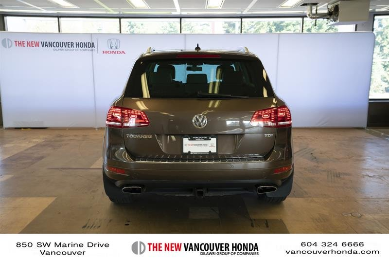 2014 Volkswagen Touareg Execline 3.0 TDI 8sp at Tip 4M in Vancouver, British Columbia - 6 - w1024h768px